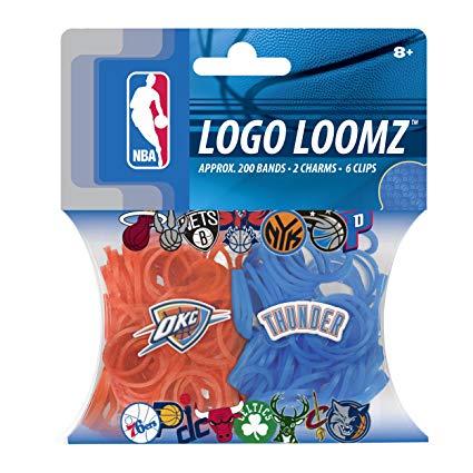 NBA Logo Loomz Filler Pack
