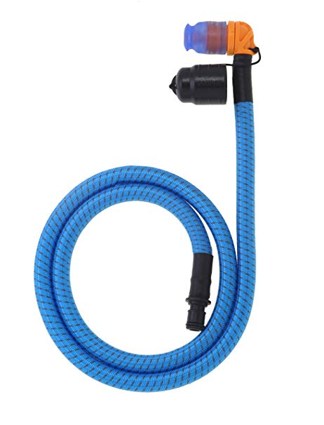 Source Outdoors Weave Covered Helix Tube Kit for Extra Durability and UV Protection (Blue)