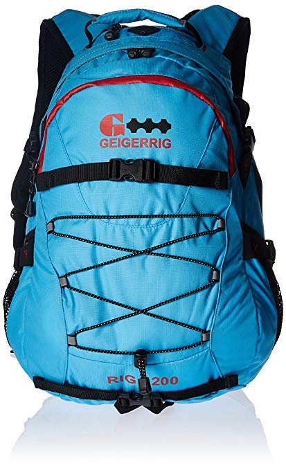 Geigerrig RIG 1200 Pressurized Hydration Pack, 100 fl. oz.