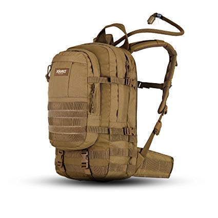 Source Tactical Assault 20L Cargo Pack with 3L Hydration System